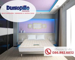 Đệm Dunlopillo Spring Diamond 120 x 200