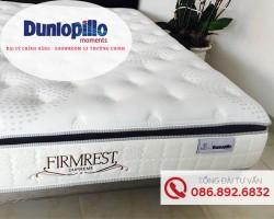Nệm lò xo Dunlopillo FIRMREST SUPREME 180 x 200